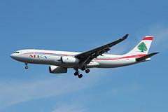 MEA   A330-243   OD-MED (Globespotter) Tags: londonheathrow mea a330243 odmed