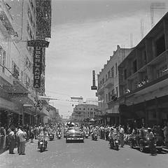 JK em Uberlândia, 1958 (Arquivo Nacional do Brasil) Tags: juscelinokubitschek jk presidentedobrasil históriadobrasil história minasgerais uberlândia arquivonacional