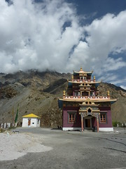 Gue Temple (plutogno) Tags: himachal pradesh india spiti valley himalaya temple gompa monastery buddhist buddhism