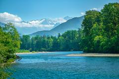 Cascade River (markburkhardt) Tags: