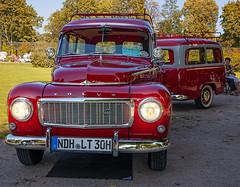 Classic Volvo (FocusPocus Photography) Tags: volvo p210 duett auto cat fahrzeug vehicle oldtimer classiccar classicgala schwetzingen