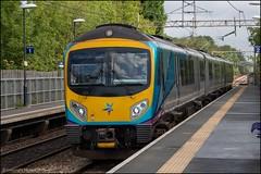TransPennine Express 1851xx (Mike McNiven) Tags: gatley manchester manchesterairport airport dmu diesel multipleunit