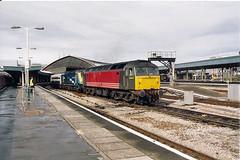 47812 5Z17 Bristol TM (British Rail 1980s and 1990s) Tags: train rail railway railroad loco locomotive livery liveried traction diesel brush sulzer br britishrail type4 47 class47 hst highspeedtrain ic125 intercity125 mml midlandmainline gwml greatwesternmainline wr westernregion 47812 5z17 projectrio 43195 43156 drag passenger mark mainline mkiii mk3 freightliner vt virgintrains 43 class43