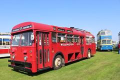 Trolleybus 82 Sandtoft Museum 25 Aug 19 (doughnut14) Tags: wellington newzealand trolleybus museum sandtoft ev6757 cum 82 prism brooklyn kilbirnie