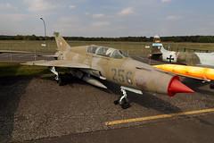 Mikoyan-Gurevich MiG-21UM 256 East German AF - Gatow 30/8/19 (robert_pittuck) Tags: mikoyangurevich mig21um 256 east german af gatow 30819