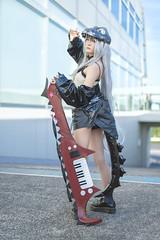 G11 (Tumeatcat) Tags: cosplay portrait anime girlsfrontline g11 ドールズフロントライン 少女前線 少女前线 소녀전선 コスプレ となコス sony a7iii a7m3 japan