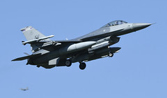 "F-16CM AV 89-2046, 510th Fighter Squadron ""Buzzards"" Aviano AFB, Italy (TAIRNGREACHT_BAS) Tags: usaf f16c block40 viper aviano"