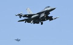 "F-16CM AV 88-0355, 510th Fighter Squadron ""Buzzards"" Aviano AFB, Italy (TAIRNGREACHT_BAS) Tags: usaf f16c block40 viper aviano"