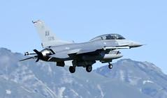 "F-16DM AV 89-2178, 510th Fighter Squadron ""Buzzards"" Aviano AFB, Italy (TAIRNGREACHT_BAS) Tags: usaf f16c block40 viper aviano"