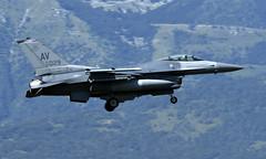 "F-16CM AV 89-2029, 510th Fighter Squadron ""Buzzards"" Aviano AFB, Italy (TAIRNGREACHT_BAS) Tags: usaf f16c block40 viper aviano"