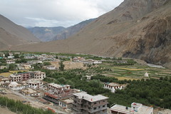 Tabo village and monastery, Himachal Pradesh (plutogno) Tags: himachal pradesh india spiti valley himalaya temple gompa monastery buddhist buddhism unesco village