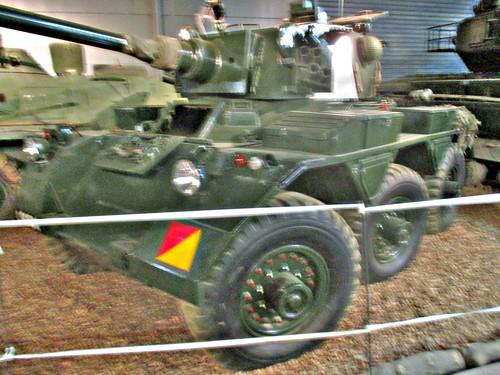 569 Saladin Armoured Car (1958-72) - a photo on Flickriver