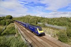 43020/010 Beighton River Rother 03 Sep 19 (doughnut14) Tags: 43010 43020 beighton rother cum rail diesel hull