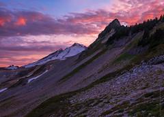 DSCF8499-HDR (www.mikereidphotography.com) Tags: baker ptarmiganridge hiking gfx50s sunset shuksan