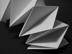 (Vallø) Tags: vallø danmark denmark closeup macro paper papir white hvidt sort blomst indoor inside details detaljer lines linjer bw 2019 black