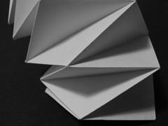 (Vallø) Tags: vallø danmark denmark closeup macro paper papir white hvidt sort blomst indoor inside details detaljer lines linjer bw 2019