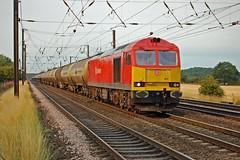60011 (paul_braybrook) Tags: class60 dbc diesel oil copmanthorpe york northyorkshire freight railway eastcoastmainline trains