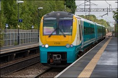 Transport for Wales 175105 (Mike McNiven) Tags: gatley manchester manchesterairport airport dmu diesel multipleunit