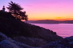 Réveil en rose (Jonathan LTX) Tags: cornouaille coucherdesoleil aven ocean sunrise britanny rose bretagne finistère pennarbed aurore portmanec'h breizh