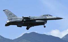 "F-16CM AV 88-0413, 510th Fighter Squadron ""Buzzards"" Aviano AFB, Italy (TAIRNGREACHT_BAS) Tags: usaf f16c block40 viper aviano"
