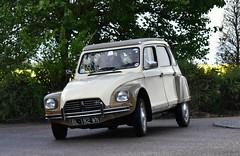 1978 Citroën Dyane 6 (fabbi71100) Tags: citroën citroëndyane6 citroëndyane