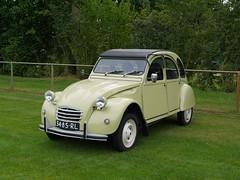 "Citroën 2CV 4 ""1971"" (929V6) Tags: 3485rl sidecode2 onk deuxchevaux eend geit vaartseoldtimerdag2019"