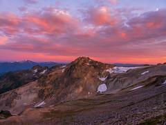 DSCF8496 (www.mikereidphotography.com) Tags: baker ptarmiganridge hiking gfx50s sunset shuksan