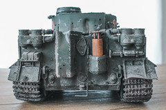 Tiger Ausf. E (by HerrK) Tags: tank panzer pzkpfw italeri scalemodel modellbau ww2 tiger german wehrmacht military 135 hobby