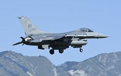 "F-16CM AV 89-2047, 510th Fighter Squadron ""Buzzards"" Aviano AFB, Italy (TAIRNGREACHT_BAS) Tags: usaf f16c block40 viper aviano"