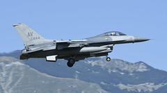"F-16CM AV 88-0444, 510th Fighter Squadron ""Buzzards"" Aviano AFB, Italy (TAIRNGREACHT_BAS) Tags: usaf f16c block40 viper aviano"