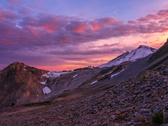 DSCF8518 (www.mikereidphotography.com) Tags: ptarmiganridge sunset baker shuksan northcascades gfx50s