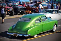 It's Easy Being Green (Pomona Swap Meet) Tags: pomonafavorites pomonaswapmeet classic carshow carshowphotography green kustom custom kustomkulture lowrider