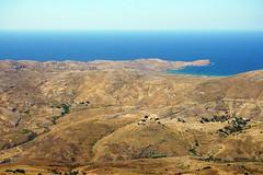 Vast landscape (Dumby) Tags: landscape sigri greece aegean seascape lesvos island colors summer travel antissa