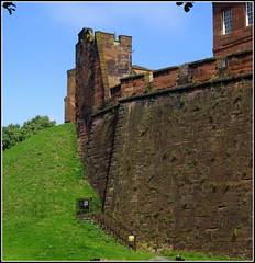 Chester Castle (Lotsapix) Tags: chester cheshire city castle heritage medieval walls building architecture