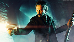Hot Toys John Wick (dorklordcollectibles) Tags: hottoys actionfigure toy onesixth onesixthscale toyphotography sonya6000 a6000 johnwick keanureeves