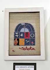 Mexican Oaxaca Weavings Textiles Art (Teyacapan) Tags: tejidos weavings art museo adriangomez oaxaca museum coyotepec