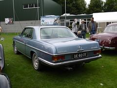 Mercedes-Benz 250CE Automatic 1971 (929V6) Tags: de8077 w114 250ce coupé strich8 8 c114 vaartseoldtimerdag2019