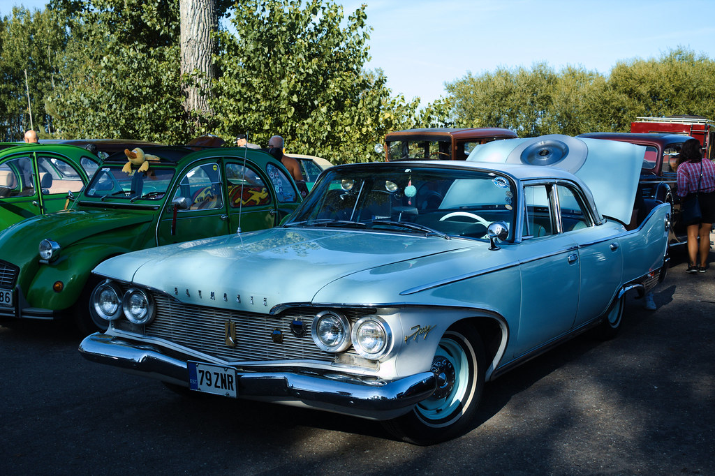 фото: Retro Jurmala 2019. Plymouth Fury 1960
