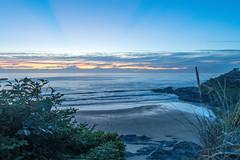 Evening Sunset (pbandy) Tags: oregon coast nature sunset seascape landscape
