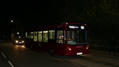 The Last Sovereign H13 (londonbusexplorer) Tags: london sovereign adl enviro 200 de20052 de52 yx59byc h13 ruislip lido northwood hills st vincents last bus tfl buses