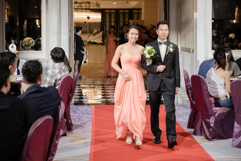 |婚禮攝影|Newman&Mimi 萬豪酒店晚宴