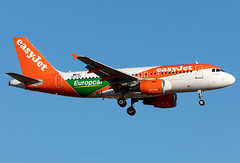 OE-LQY Easyjet A319 (twomphotos) Tags: plane spotting pmi lepa evening nice light landing departing 24r 24l runway aviation easyjet airbus a319 bestofspotting colorfullspecial