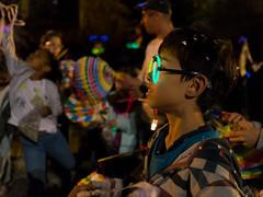 End of summer celebration (Kirmatic) Tags: party night light kid glasses sony nex6 sel24f18z