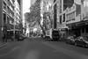 Early morning Quay Street, Sydney