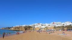 Summer day Albufeira Algarve (GiulianoBR) Tags: canon summer day albufeira algarve portugal europe europa beach sunny