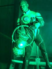 Green Lantern (misterperturbed) Tags: mezco mezcoone12collective one12collective greenlantern johnstewart dccomics lifx lifxpro