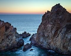 Dusk at Big Sur (GerryL) Tags: gerryl bigsur california canoneos5dmarkii canonef24105mmf4lisusm pfeifferbeach keyholearch