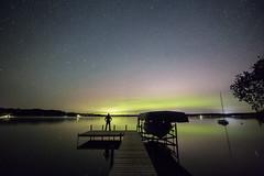 night glow (eb78) Tags: mn minnesota tenmilelake nightphotography npy longexposure auroraborealis northernlights tml2018