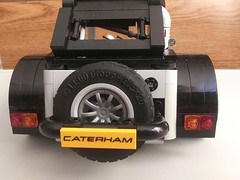 LEGO Caterham (3) (DarkNecrofear) Tags: lego caterham lotus super seven sports car