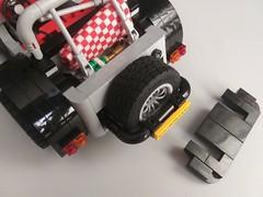 LEGO Caterham (4) (DarkNecrofear) Tags: lego caterham lotus super seven sports car